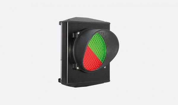 Semaforo double color ad una luce led SML1LRG24V