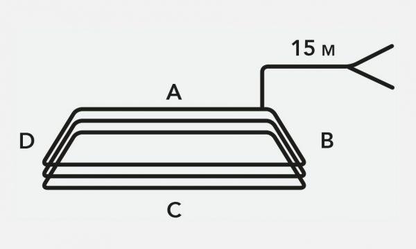 Spira magnetica da 6 metri LDC06