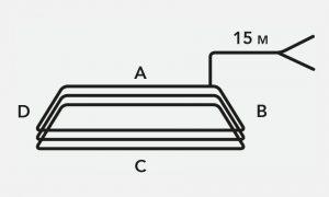 Spira magnetica da 10 metri LDC10
