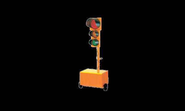 Semaforo per cantiere